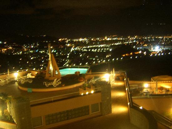 Hotel Bel 3 : palerme le soir