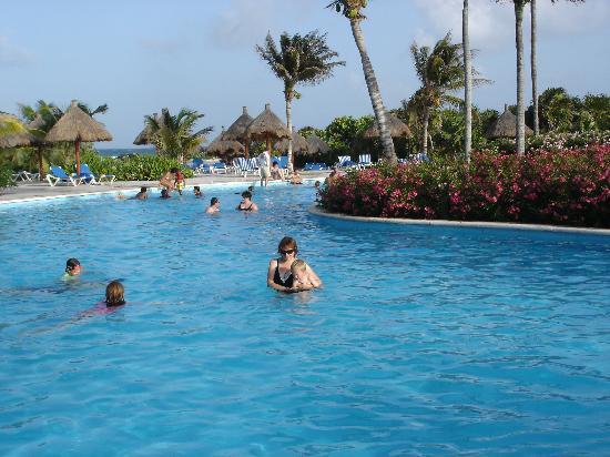 Swimming Pool Picture Of Grand Bahia Principe Tulum Akumal Tripadvisor