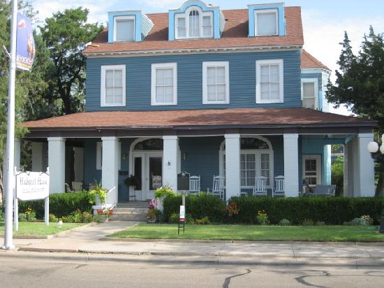 ‪‪Hudspeth House Bed and Breakfast‬: Front view of the Hudspeth House‬