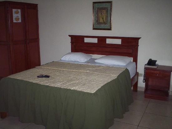 David, Panama : habitacion