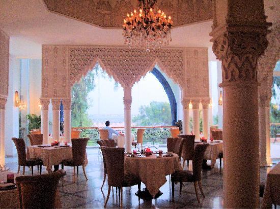 Es Saadi Marrakech Resort - Palace: Restaurant La cour des lions (3)