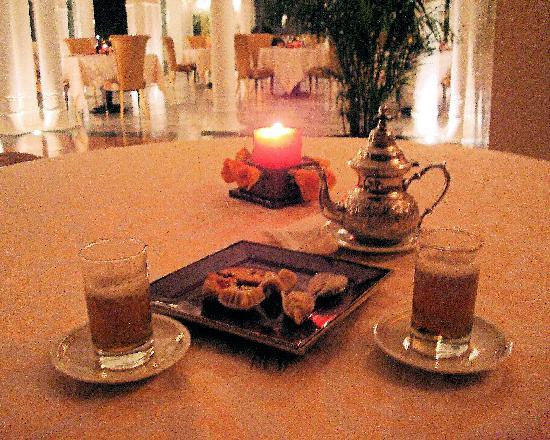 Es Saadi Marrakech Resort - Palace: Restaurant La cour des lions (5)