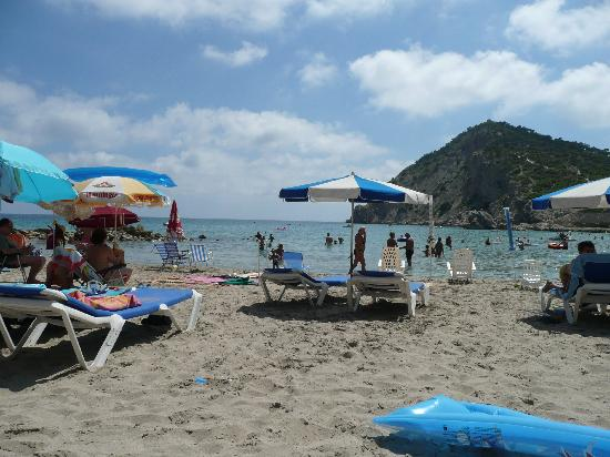 Finestrat, Spain: La Cala Beach