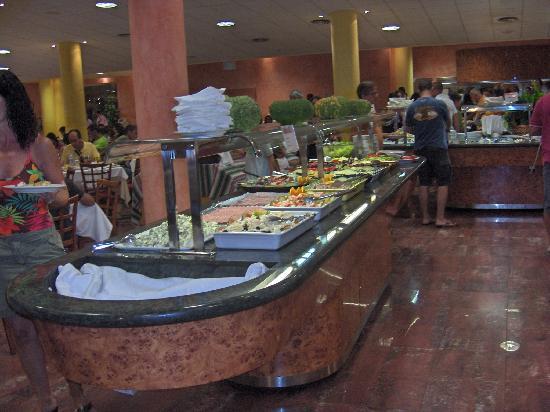 Servigroup Marina Mar: El comedor