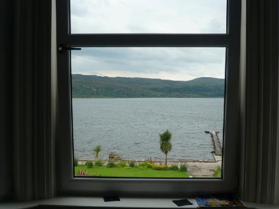 The Royal an Lochan: view from room 3