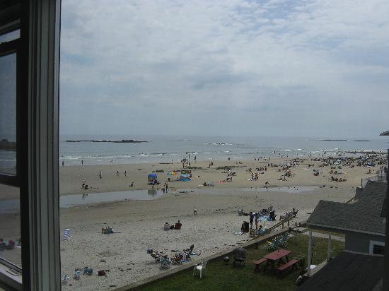 Atlantic Oceanfront Motel: View from room 32