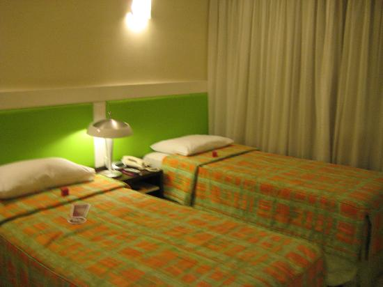 Hotel Mercure Manaus: 2 single beds