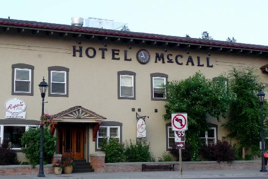Hotel deals in mccall idaho