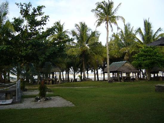 Guiuan, Philippinen: beach resort