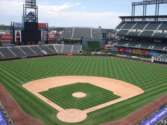 The 10 Closest Hotels To Coors Field Denver Tripadvisor Find Near