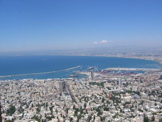 Dan Panorama Haifa: Another window view