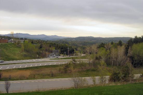 Hilltop Inn: view