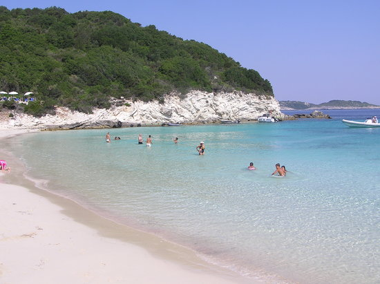 Antipaxos - the Beach