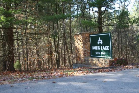 Nolin Lake State Park Campground