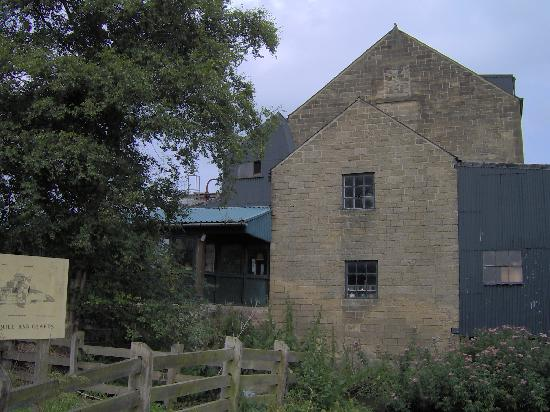 The Old Station House Bed and Breakfast: Caudwell Mill