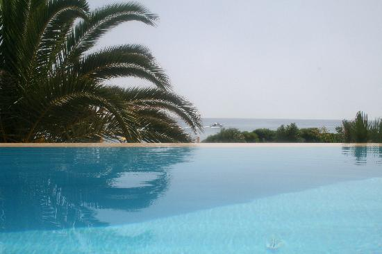 Anassa Hotel: View From The Hotel Pool