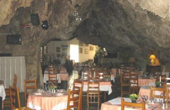 La Grotte: Salle principale