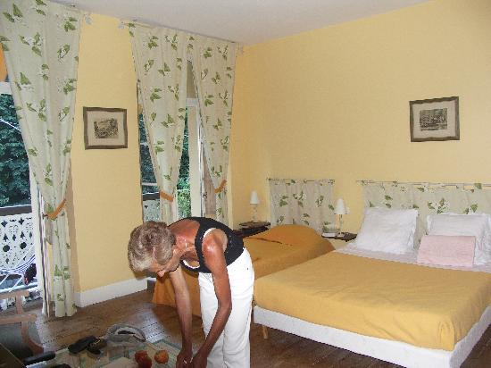 """Villa Florida: Chambre """"mésanges"""""""