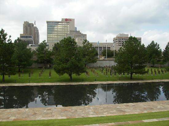 Oklahoma City National Memorial & Museum: Memorial