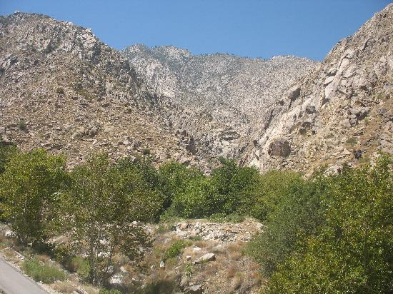 Welk Resort Palm Springs - Desert Oasis: Going up the San Jacinto Tram
