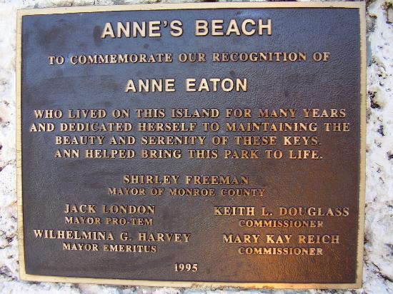 History of Anne's Beach