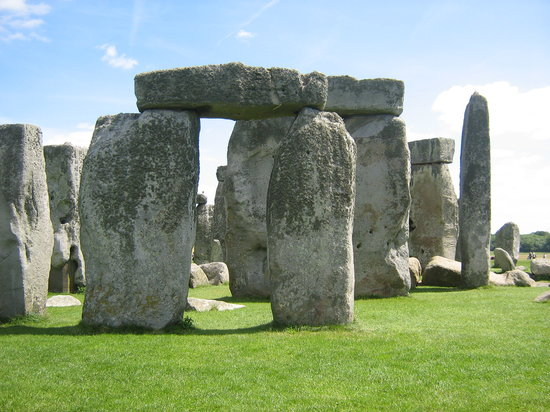 Amesbury, UK : More Stonehenge