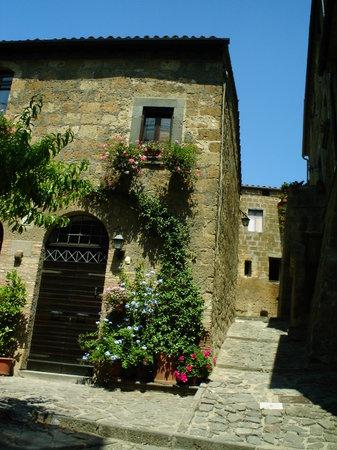 Civita di Bagnoregio, Itália: facade 1
