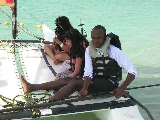 The Westin Dubai Mina Seyahi Beach Resort & Marina: Sailing with Sam & Dilan