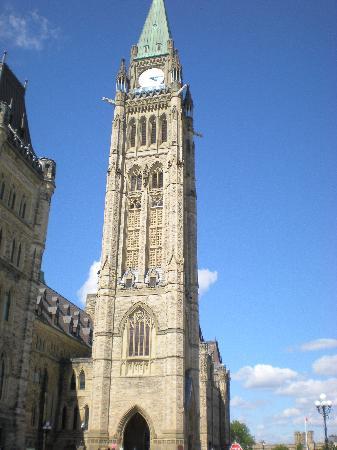 Canada: Otawa Parlamento