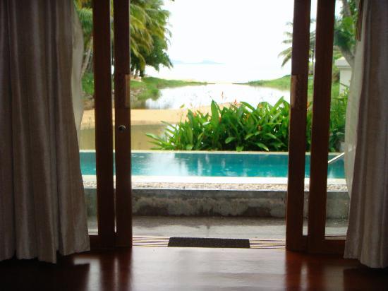 Santiburi Koh Samui : villa with swimming pool