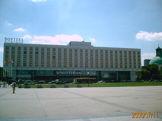 Sofitel Warsaw Victoria: Sofitel Victoria Warsaw