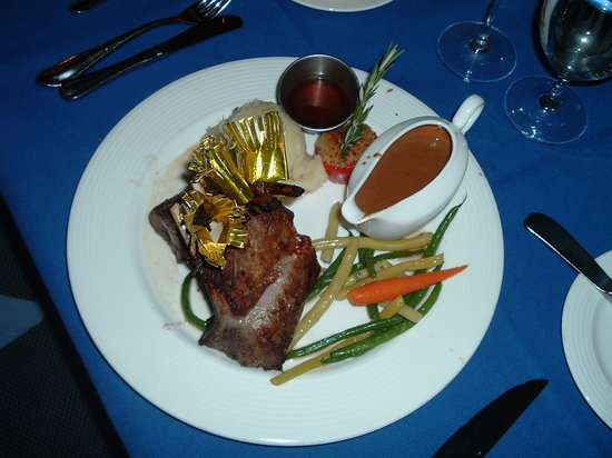 Hugo's Cellar: Hugos Cellar - Rack of Lamb mmmmmmm