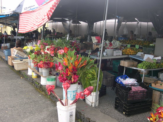 Hilo, HI: Flower shop