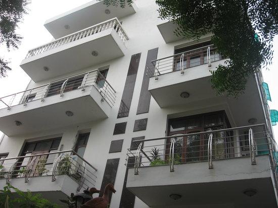 Shanti Home: Nice view