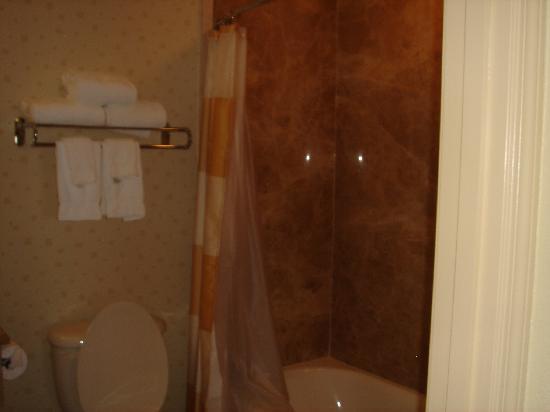 SpringHill Suites Victorville Hesperia: Bath
