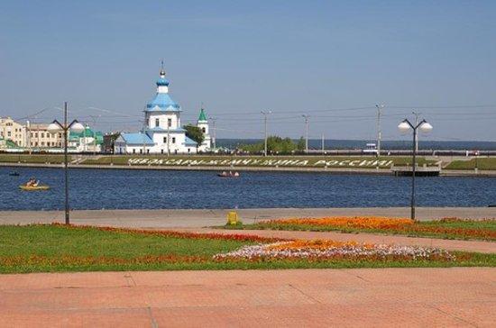 Cheboksary, Oroszország: foto 2