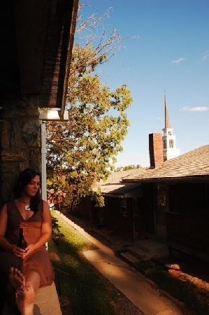 Boone, NC: Hippie Hill.