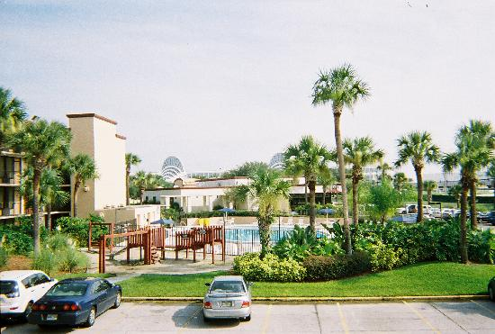 Days Inn Orlando Convention Center/International Drive: Pool Area
