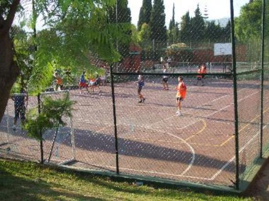 Aloha Gardens Multi Sports Club, Nueva Andaluca, Marbella