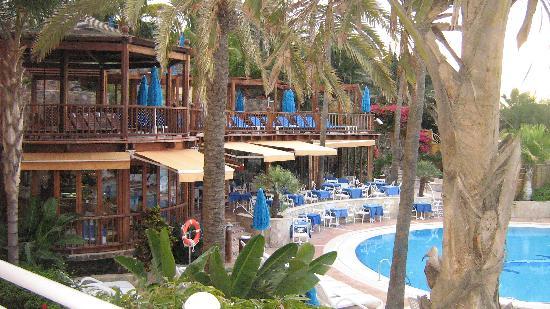 IFA Dunamar Hotel : Vue de la chambre