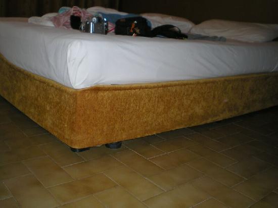 Gorgulu Kleopatra Beach Hotel: Divan