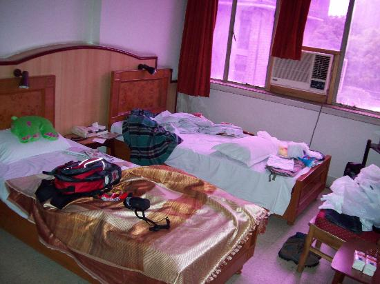 YMCA Tourist Hostel: Room 357