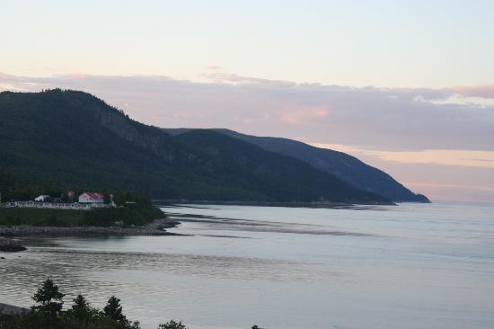 Saint-Simeon, Canada: View from Vue Belvedere