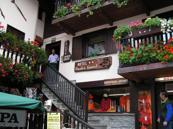Hotel Meuble Gorret