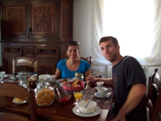 Casa Mari Bed & Breakfast: Breakfast at Casa Mari