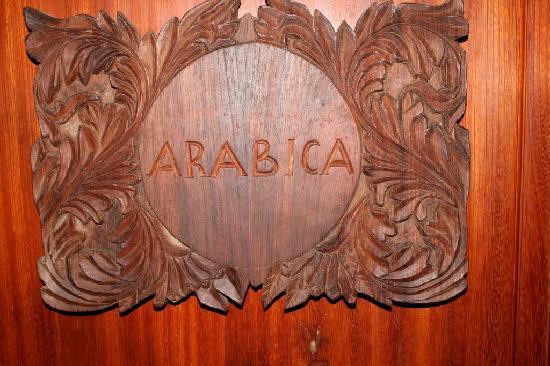 Zanzibar Palace Hotel: Door to our room