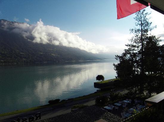 Seehotel Bonigen : early morning