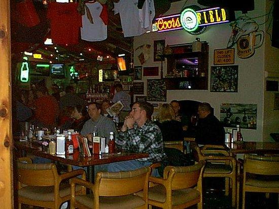 Farley's Food Fun & Pub: inside FARLEY'S