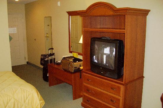 Comfort Inn: Room # 224
