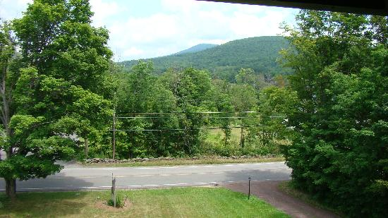 Catskill Lodge: Our picturesque view says it all.
